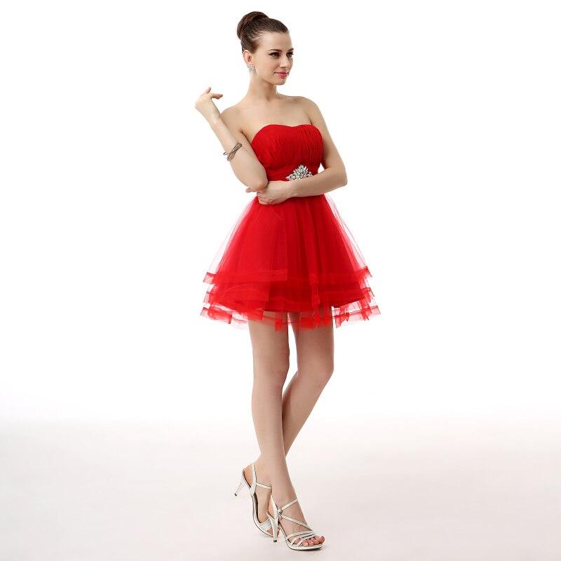 5679b899e820 Real Photos Red formal Mini Homecoming Dress 8th Grade Junior Prom Dresses  Short 2019 Vestido De Formatura Vestidos Cortos-in Homecoming Dresses from  ...