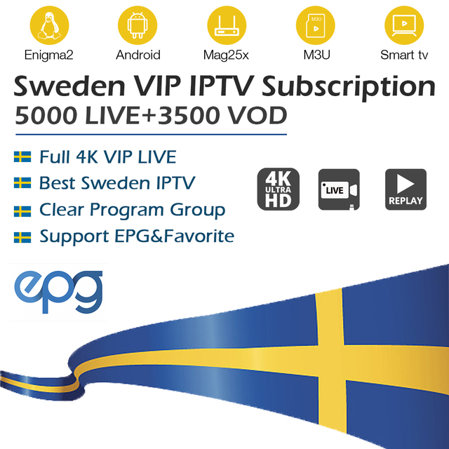 World iptv subscription android tv box 7.1 x96 mini best Nordic Sweden Isreal Europe France Belgium paytv 5000+vod free test