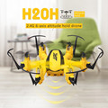 F19393 JJRC H20H 2.4G 4 Channel 6-Axle Gyro RC Hexacopter RTF Mini Drone CF Headless Mode One Key Return 3D Flip Altitude Hold