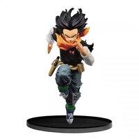 Dragon Ball Super Figura Banpresto World Figure Colosseum Special Cyborg 17 dragon ball android 17 figurine