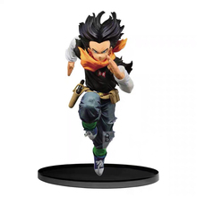 Dragon Ball Super Figura Banpresto World Figure Colosseum Special Cyborg 17 dragon ball android 17 figurine wallytech cool noodle shape in ear earphone w 2 pairs earbuds white 3 5mm plug 120cm cable
