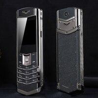 2G GSM разблокировать бар роскошный BT циферблат металлический корпус FM Камера Подпись старший мобильный телефон одной сим-хороший сигнал K8 + р...