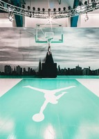 Playground for basketball vinyl photography backdrops digital printing for photo studio portrait photographic background S 1173