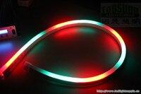 10meter 110V rgb led christmas neon lighting 5050 SMD flexible strip lampada rope IP67 waterproof for outdoor building bridge