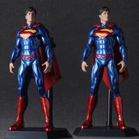 DC Comic Crazy Toys Superman Action Figure Collectible Model Toy 30CM