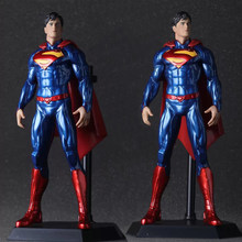 DC Comic Crazy Toys Superman Action Figure Collectible Model Toy 30CM(China)