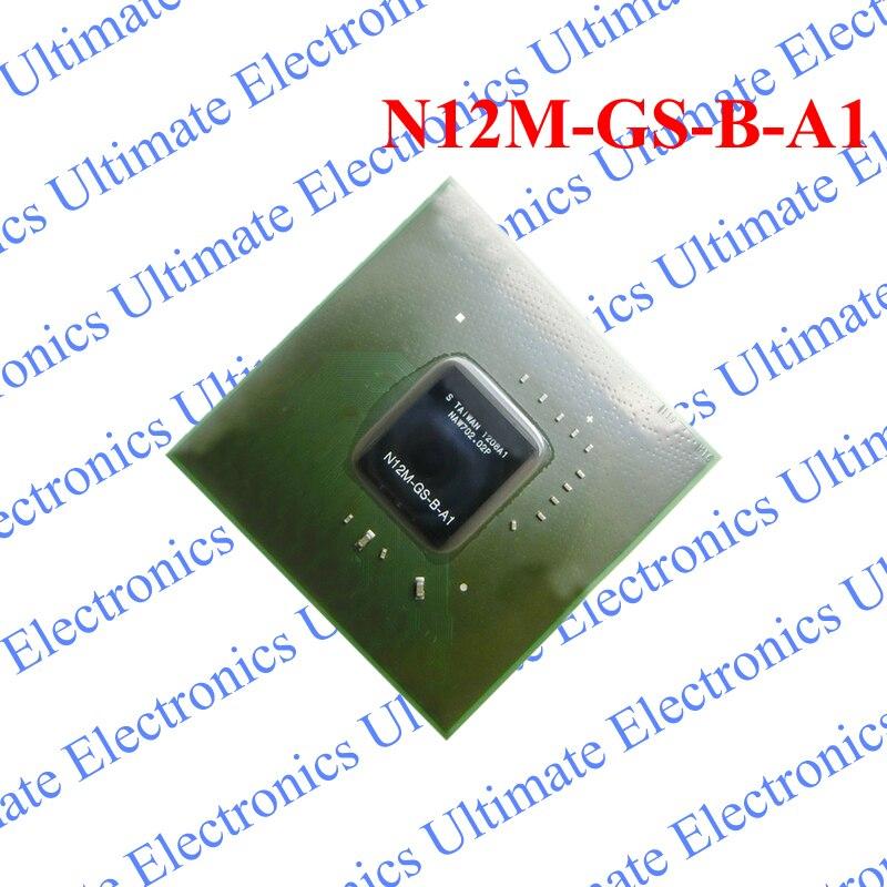 ELECYINGFO New N12M-GS-B-A1 N12M GS B A1 BGA chipELECYINGFO New N12M-GS-B-A1 N12M GS B A1 BGA chip
