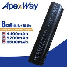 Laptop Battery for HP Pavilion DV4 DV5 DV6 G71 G50 G60 G61 G70 DV6 DV5T HSTNN IB72 HSTNN LB72 HSTNN LB73 HSTNN UB72 HSTNN UB73