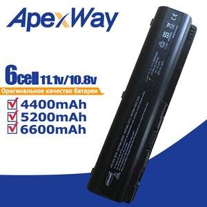 Image 1 - Laptop Battery for HP Pavilion DV4 DV5 DV6 G71 G50 G60 G61 G70 DV6 DV5T HSTNN IB72 HSTNN LB72 HSTNN LB73 HSTNN UB72 HSTNN UB73