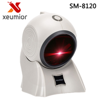 20 линий USB/RS232/PS2 Desktop omini направленный лазерный сканер штрих POS Barcode Reader для розничного магазина /супермаркет