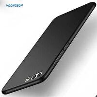 VOONGSON Luxury Hard Back Plastic Matte Case For Xiaomi Mi 5c Cases for Xiaomi mi5c Case Mobile Phone Cases Full Cover PC Cell