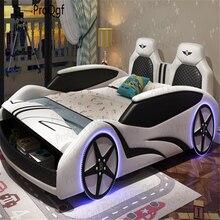 Prodgf 1 шт. набор детей автомобиль форма мальчик как кровать
