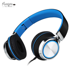 Sound Intone HD200 Adjustable Headset Earphone Detachable Earbuds Headphone fone de ouvido Wired Headphones for phone Computer