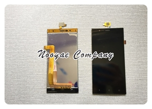"Image 3 - 5 ""สีดำ Boost3 SENSOR สำหรับ Highscreen Boost 3/Boost 3 Pro จอแสดงผล LCD + หน้าจอสัมผัส Digitizer ASSEMBLY"