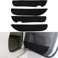 Car Door Protection Film Anti Kick Pad Decorative For Toyota Verso E Z 4pcs Per Set