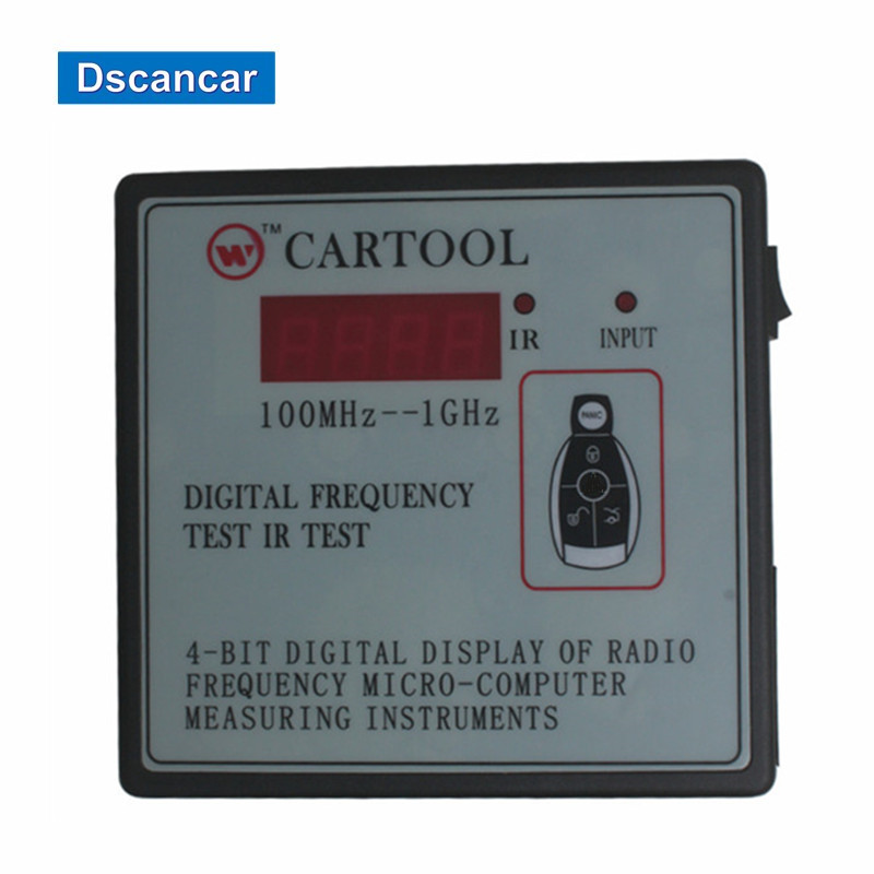Car IR infrared Remote Key /& Remote Control Frequency Tester