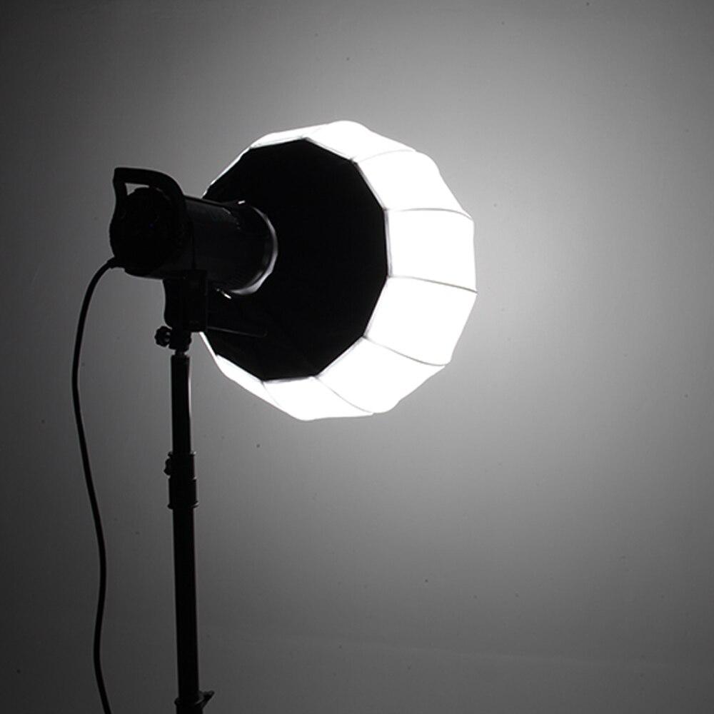 ASHANKS Ball Softbox Photography Diffuser Soft Bowens Mount for Godox Speedlight  size 21/26  55CM/65CM ashanks small photography studio kit