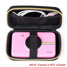 New Colorful High Quality PU Leather Bag Camera Retro Protective Case Cover For Polaroid Snap Touch Model Cameras