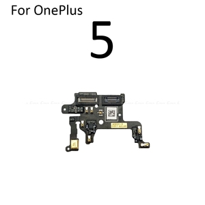 Image 3 - Microphone Module For OnePlus 1 2 3 3T 5 5T 6 6T 7 Vibrator Motor Mic Flex Cable Replacement Parts