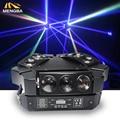 NOVA 9x12 w Aranha RGBW 4in1 LED Moving Head Feixe de Luz Colorida LEVOU Feixe de luz Em Movimento Da Cabeça boa para a festa de transporte rápido