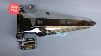 Cold storage door hinge ZW1470 Cold storage door oven hinge zinc alloy hinge ZW-2328 flat door hinge