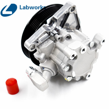 NEW Power Steering Pump 0054661601 For Mercedes Benz E350 E550 ML500 R500 WITH PULLEY