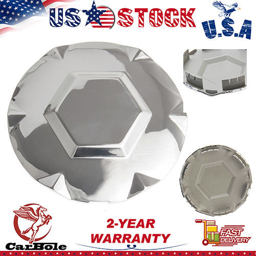 CARBOLE NEW 2002 2003 2004 2005 2006 2007 for GMC Envoy XL XUV 17 Wheel center caps cap