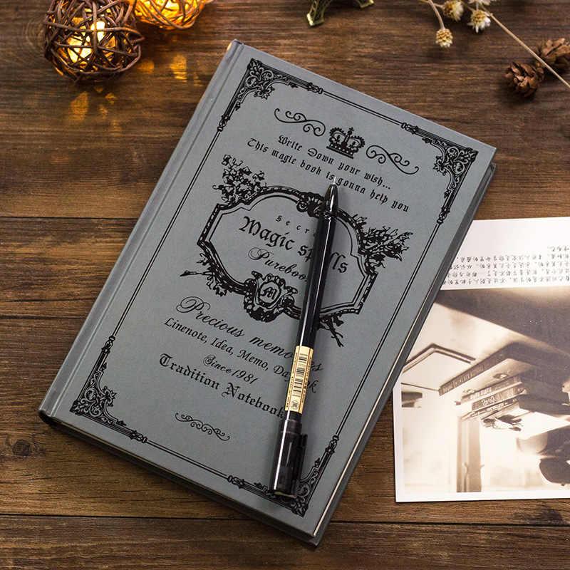 Spell Book Memo Pad \u2013 Magic inspired \u2013  Pink