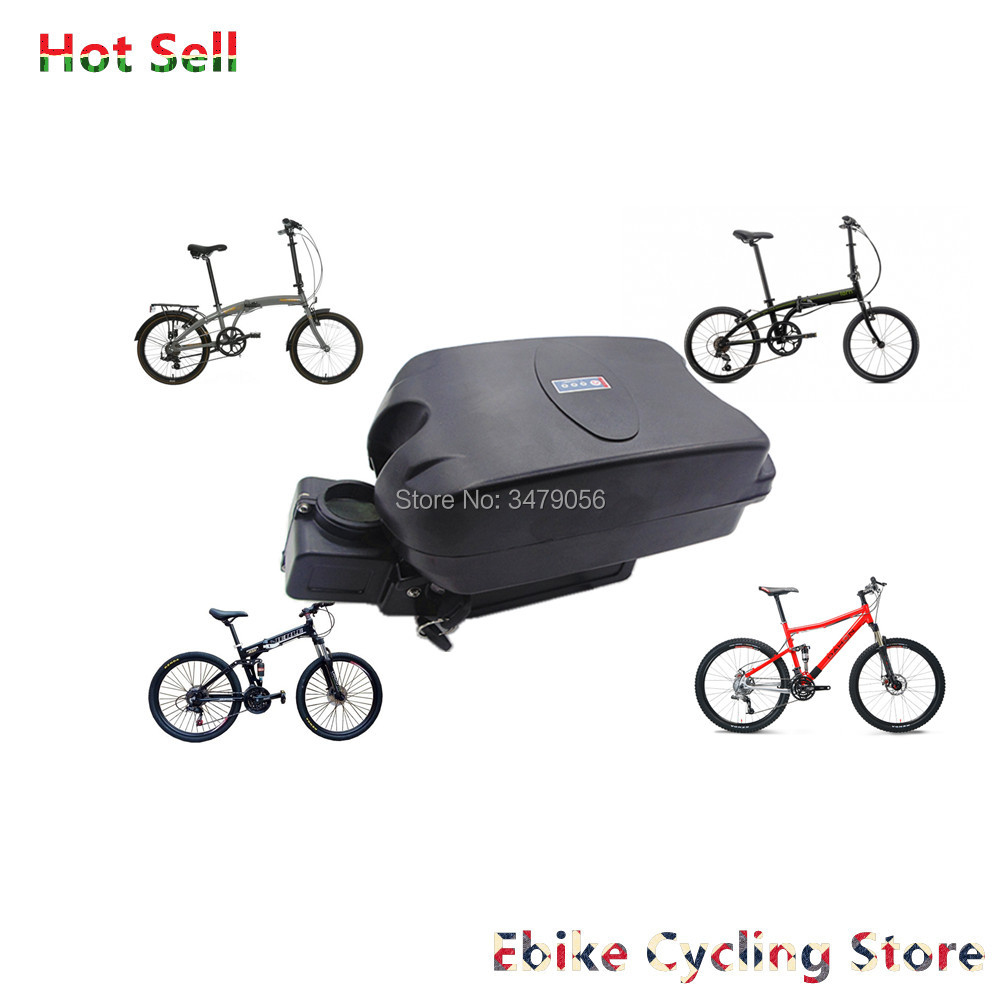 Free Shipping 24v 36v 48v 10ah 12ah 15ah 17.5ah 19.2ah seat tube type folding bike city bike battery for frogs Ebike battery|Electric Bicycle Battery|Sports & Entertainment - title=