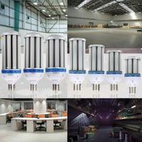E27/E40 AC85 265V 5730SMD leds 35W/45W/55W/65W/80W/100W/120W LED Corn Light Bulb White/Warm White High Power Lamp Lighting