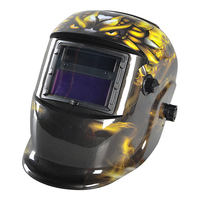 Auto Darkening Welding Helmet Welders Mask Solar Powered Grinding