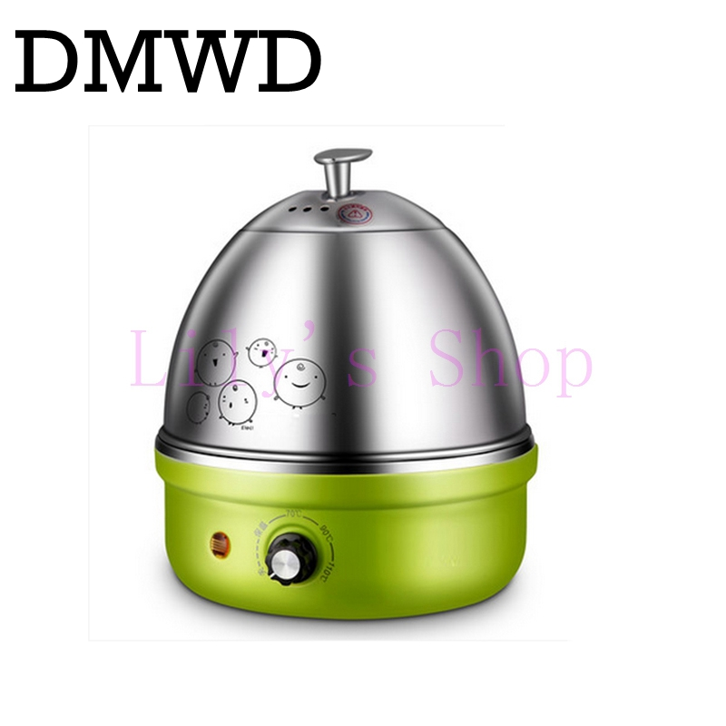 Electric Eggboilers egg boiler soupSteamer stainless steel multifunction Poach Boil Eggs Cooker heater automatic power-off EU US free shipping multifunctional stainless steel eggboilers mini egg and egg machine automatic power off single genuine