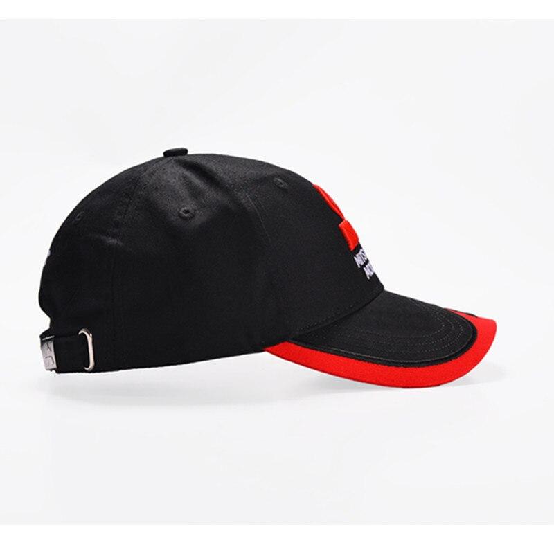 cb80af34d1e Mitsubishi Lancer Evolution Embroidered Logo Strapback Baseball Hat Cap  Unisex