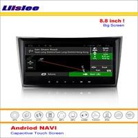 Liislee автомобильный Android навигатор NAVI навигации Системы для Mercedes Benz E Class W211 2002 ~ 2007 радио, аудио и видео (без DVD плеер)