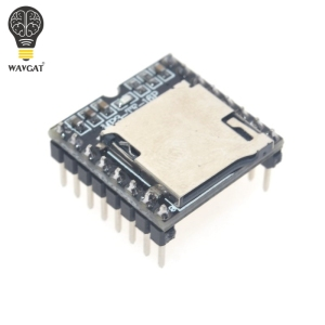Mini MP3 Player Module TF Card