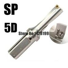 SP-C32-5D-SD30-SD32.5, замените лезвия и Тип дрели для SPMW SPMT вставьте U Бурение мелководное отверстие Индексируемые вставные сверла