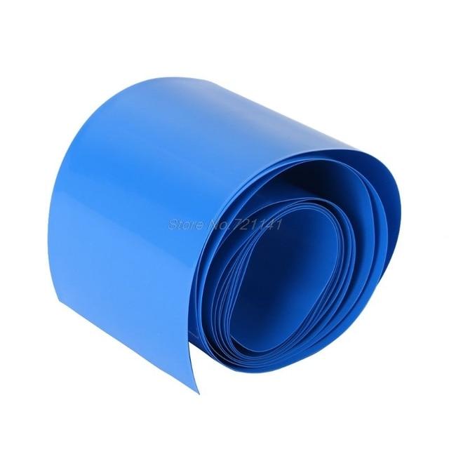 2M Lithium Battery Heat House Shrink Tube Li-ion Wrap Skin 14500 18650 26650 PVC Shrinkable Tubing Film Tape Sleeves Dropship 3
