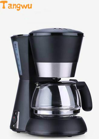 Free shipping Drip coffee pot of machine Coffee Makers Coffee machine free shipping american drip coffee machine pot