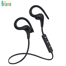 Briame Wireless Headphone Bluetooth Earphone Sport Headset Fone de ouvido For Phone Neckband Ecouteur Auriculares Bluetooth(China)