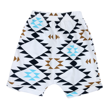 Summer Cotton Baby Kids Shorts Children Boys Summer Geometry/Panda Pattern Short Pants For Toddler Shorts Casual Clothing