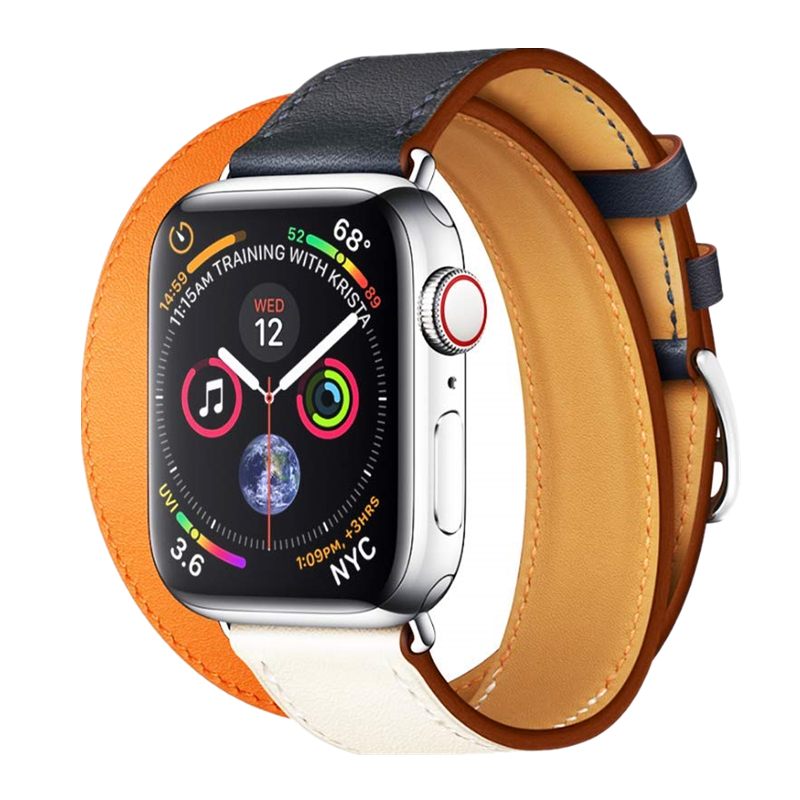 Watchband for Apple Watch Series 4 44mm 40mm Band New Colorful High Quality Mixed Color Strap for iWatch 3/2/1 Wrist bracelet