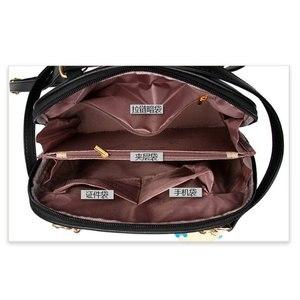 Image 5 - Vogue Sterne 2020 frauen rucksack leder rucksäcke frauen reisetasche schule taschen rucksack frauen reisetaschen Rucksack taschen LS535
