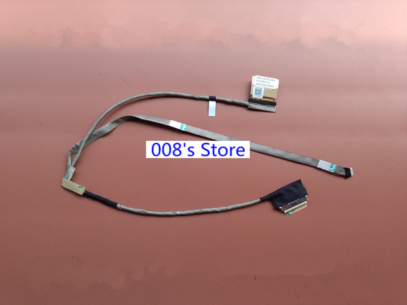 Computer Cables Laptop Cable for DELL Vostro 3560 QCL20 P//N 19PF2 DC02001GN10 Notebook LCD LVDS Cable Cable Length: As Photo Show