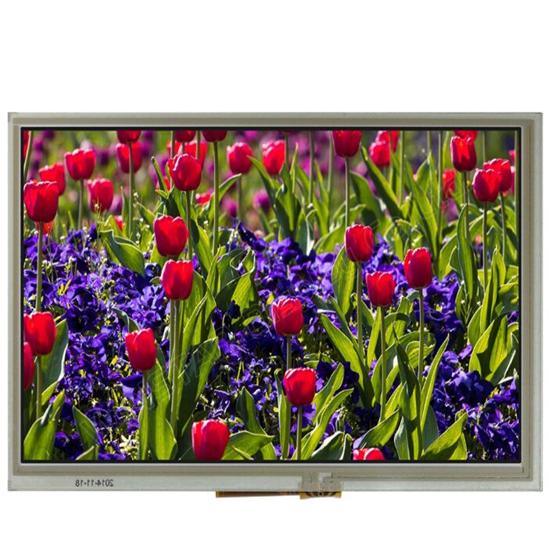 Winstar display WF80QTIFGDBT0 8 inch TFT with LCD Controller Board display 800 x 480 Resistive Touch Panel (RTP)New and original new and original 9inch flat panel lcd internal display l900h30 w1 v2 0 lcd