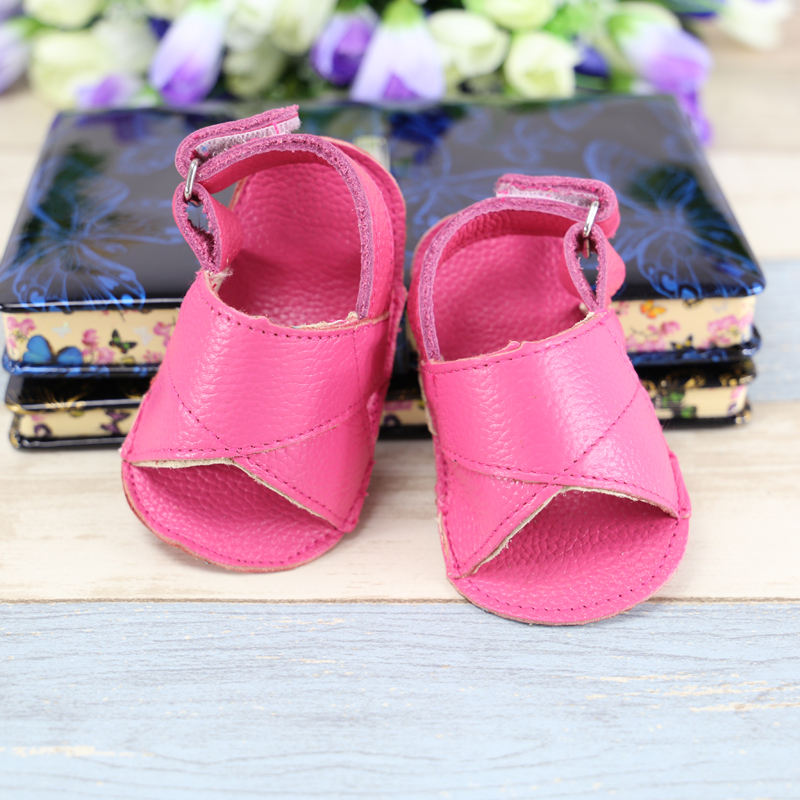 Wholesale-Baby-girls-Sandals-Genuine-leather-Clogs-Baby-moccasins-Hollow-out-Toddler-Baby-girls-Shoes-Free-shipping-1