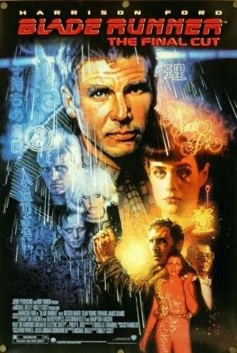 HOT Envio verzending blade runner de final cut-originele ds movie poster 24x36 inch home deco