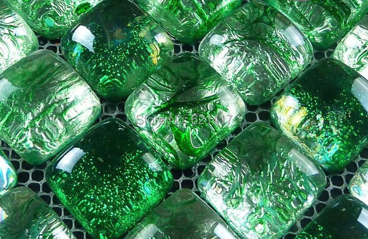 Comparer les prix sur Green Tile Backsplash - Online Shopping ...