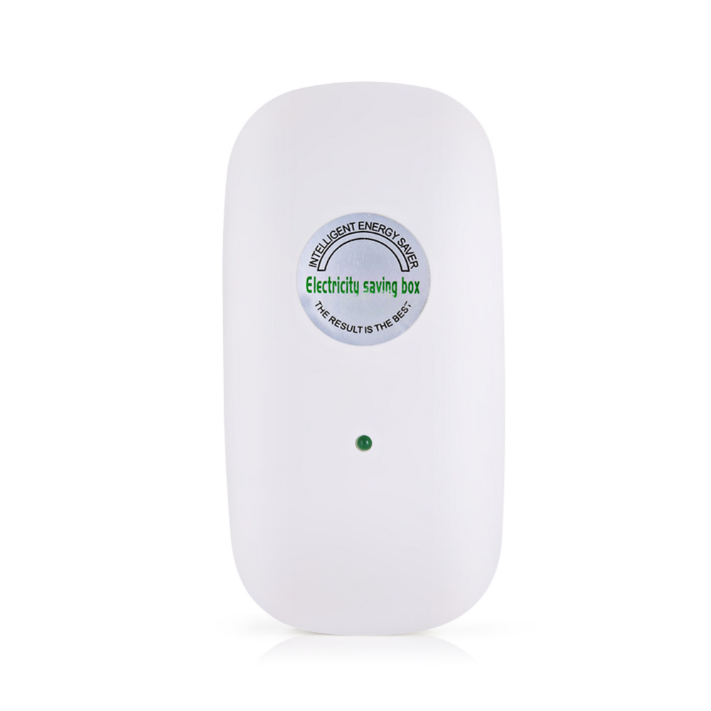 2PCS 30000W Electricidad Electricity Saving Box Electric Energy Saving Device Power Saver Device EU Plug UK Plug 90 250V in Electrical Plug from Consumer Electronics