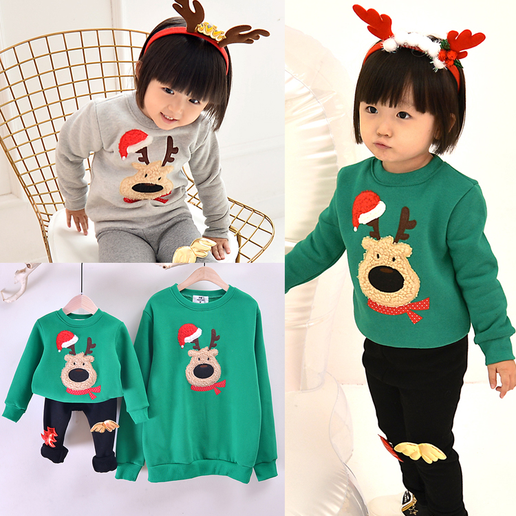 c86a0ae37 Buy matching father and son christmas sweaters and get free shipping on  AliExpress.com