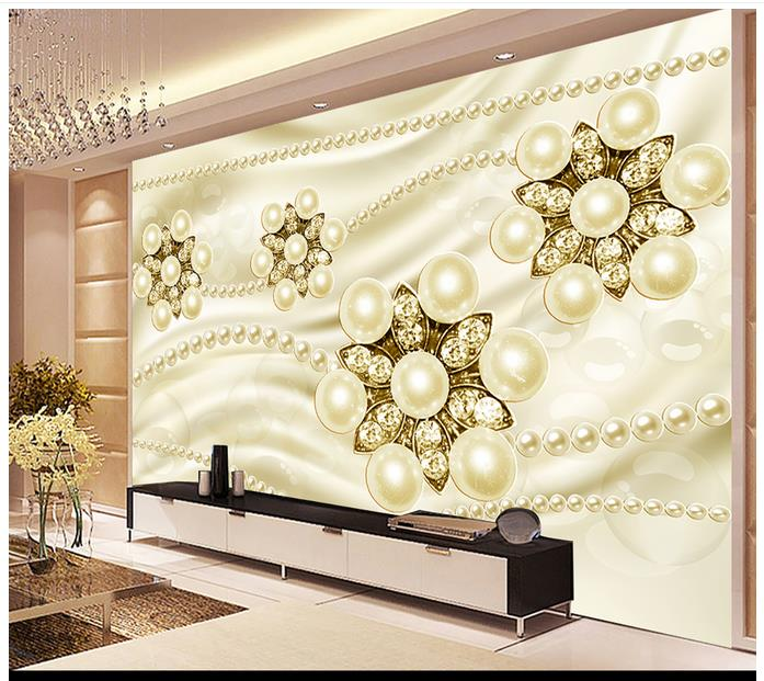 3d Wallpaper Custom 3d Murals Wallpaper Wall Paper Diamond